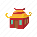architecture, asian, cartoon, china, korea, lantern, typical icon