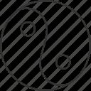 yin, yang, spiritual, tao, religious