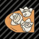 chinese cuisine, chinese food, dish, dumpling, food, steam food, wonton icon
