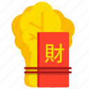 cabbage, celebration, chinese, dance, hong bao, lion, red envelope icon