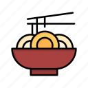 china, chinese, food, new, newyear, noodle, year icon