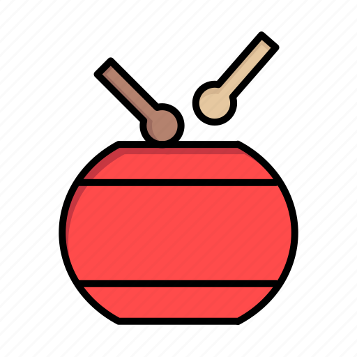 Celebration, china, chinese, drum, new, newyear, year icon - Download on Iconfinder