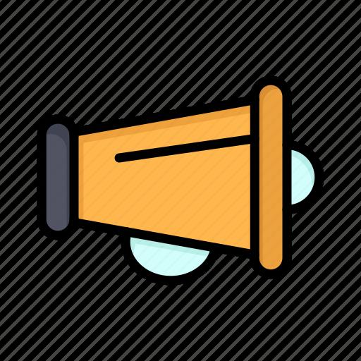 Announce, cancer, day, marketing, megaphone, speaker, world icon - Download on Iconfinder