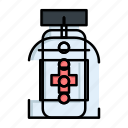 hospital, medical, medicine, pills icon