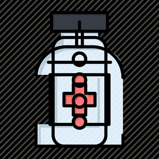 Hospital, medical, medicine, pills icon - Download on Iconfinder