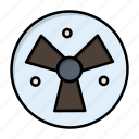 fan, medical, radiation, warining