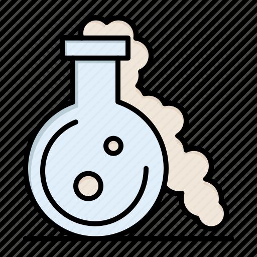 Flask, lab, medical, test icon - Download on Iconfinder