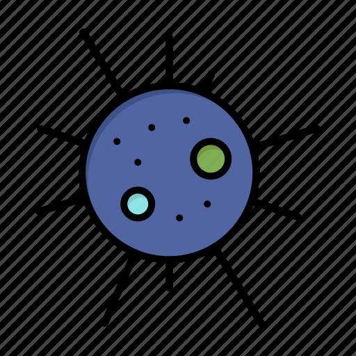 Bacteria, disease, virus icon - Download on Iconfinder