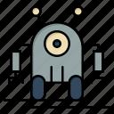 human, robot, robotic, technology