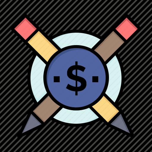 articales, digital, paid icon