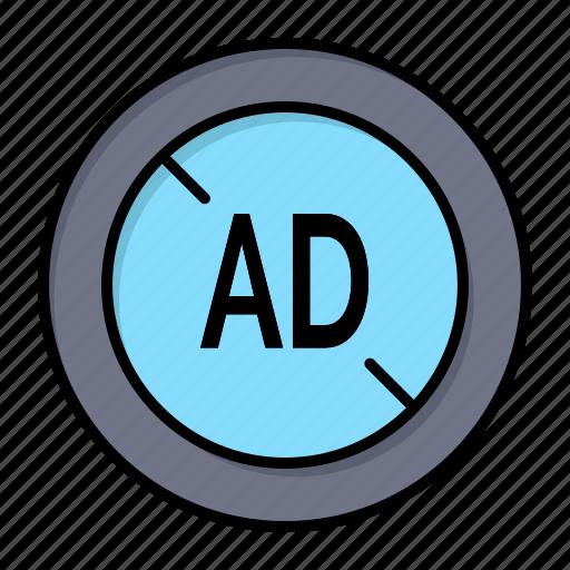 Ad, blocker, digital icon - Download on Iconfinder