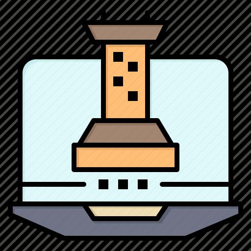 didital, digital, marketing, strategy icon