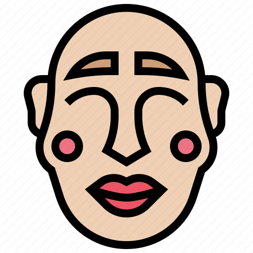 Chinese, mask, new, year icon - Download on Iconfinder