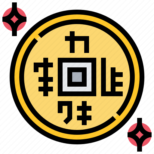 cash, chinese, currency, finance, money icon