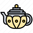 beverage, chinese, drink, pot, tea icon