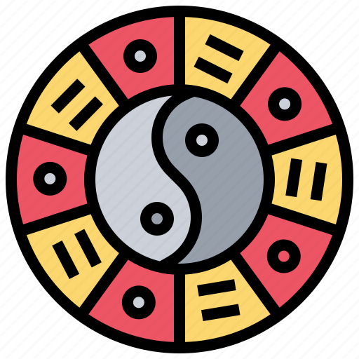 Chinese, new, yang, year, yin icon - Download on Iconfinder