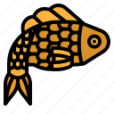 culture, cultures, decorations, fish, zodiac icon