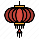 celebration, chinese, lantern, new, year icon