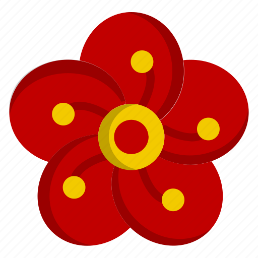 Blossom, chinese, flower, plum, spring icon - Download on Iconfinder