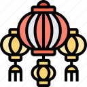 lantern, lamp, decoration, festival, hanging