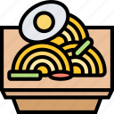 noodles, food, meal, cuisine, gourmet