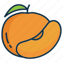 mandarin, orange