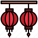 asian, celebration, chinese, cultures, lantern, new, year icon