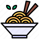 chinese, food, noodle, noodles, sticks icon