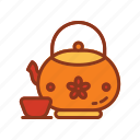 china, drink, drinking, hot, tea icon
