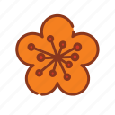 ecology, floral, flower, nature, plant, tree icon