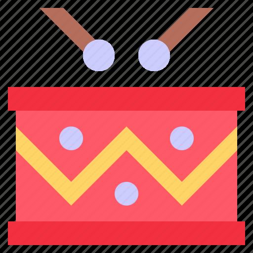 drum, instrument, music, musical, orchestra icon