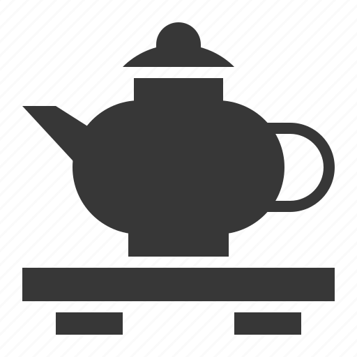 chinese, cny, new year, tea, teapot icon