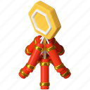 firecrackers, celebration, chinese new year, holiday icon