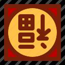 fortune, prosperity, mandarin, chinese symbol