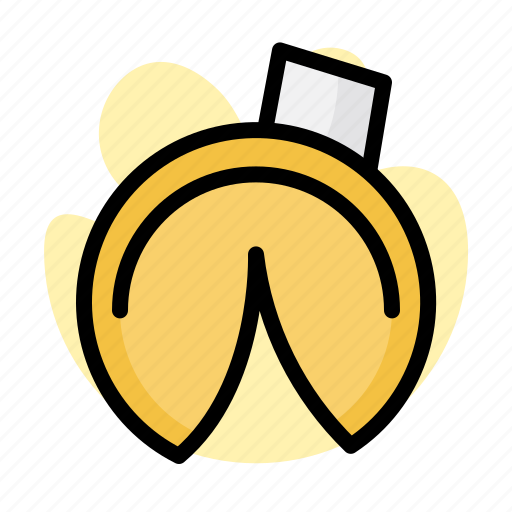 Cookies, fortune, new, year, chinese icon - Download on Iconfinder