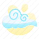 chinesse, cloud, new, year icon