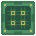 chip, chipset, core, cpu, processor icon