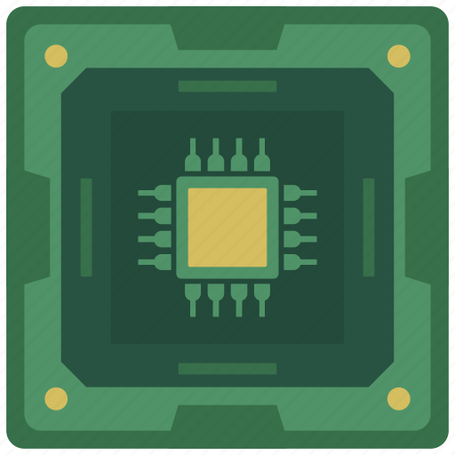 chip, chipset, cpu, processor icon