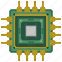 chip, chipset, cpu, memory, module, processor icon