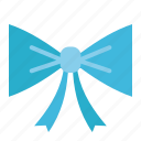 bowbowtie, decoration, hair, ribbon icon