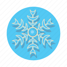christmas, decoration, snow, snowflake, xmas icon