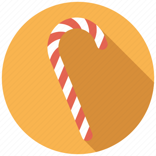 candy, candy cane, candy stick, christmas, holidays, season, winter icon