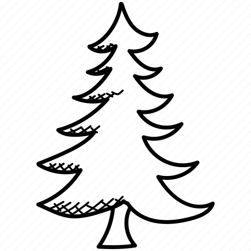Christmas Tree Outline.Christmas 1 By Creative Stall