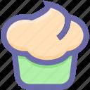 .svg, cake, cookie, cup, cupcake, food, sweet