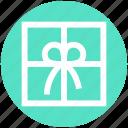 .svg, birthday, birthday gift, christmas, gift, gift box, present icon