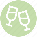.svg, alcohol, drink, drinking, glass, wine, wine glass icon
