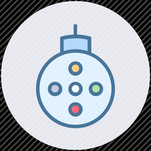 Celebration, christmas, festivity, globe, holiday, party icon - Download on Iconfinder