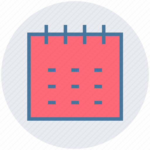 Appointment, calendar, date, date picker, month, schedule icon - Download on Iconfinder