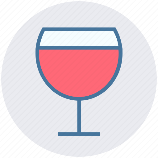 Alcohol, drink, drinking, glass, wine, wine glass icon - Download on Iconfinder