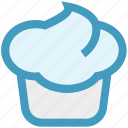 cake, cookie, cup, cupcake, food, sweet icon